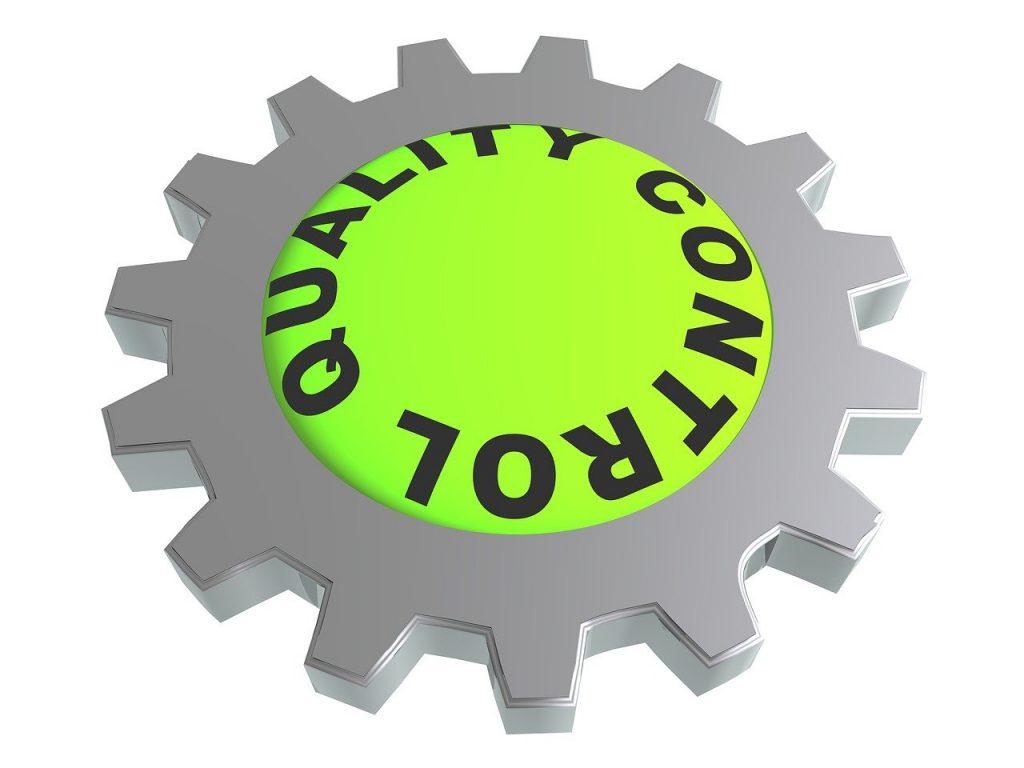 quality, control, gear